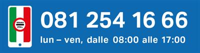 Hotline per frontalieri: +41 (0)81 254 16 66