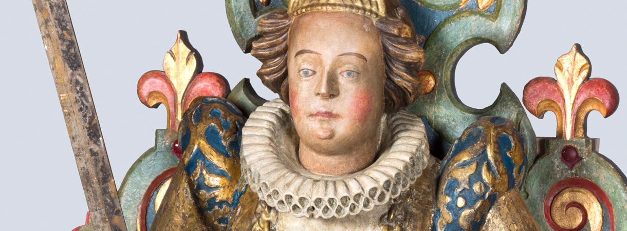 Justitia, Chur um 1600